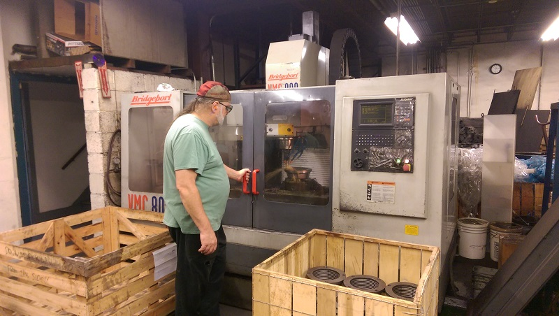 Machining - Carlson Erie Corporation